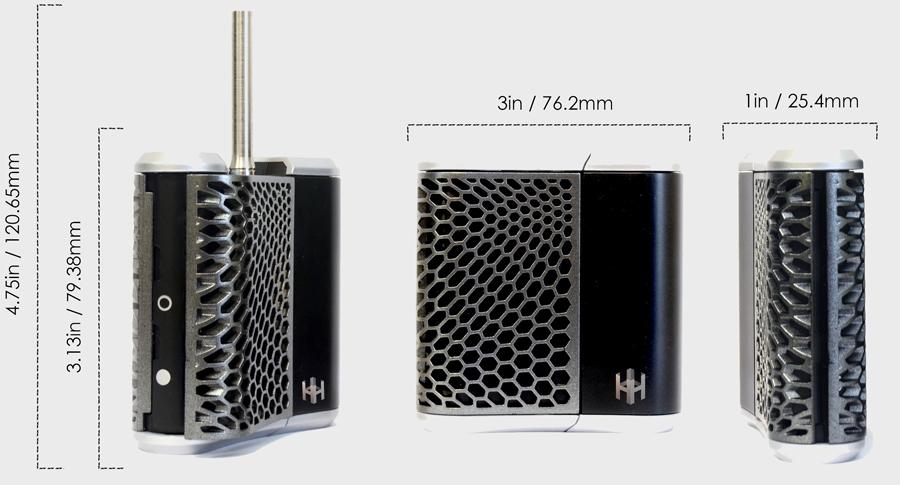 haze dimensions