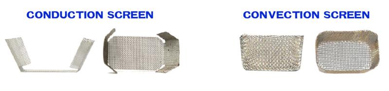 haze vaporize conduction vs convection screens
